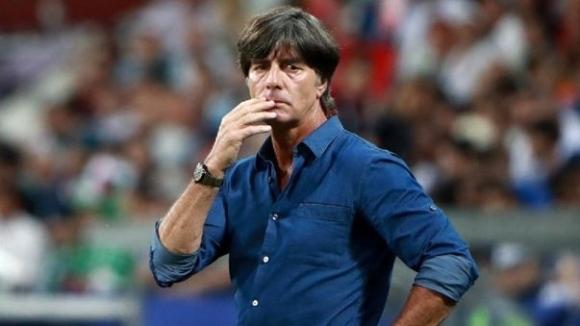 Селекционерът на германския национален отбор Йоахим Льов се надява воденият
