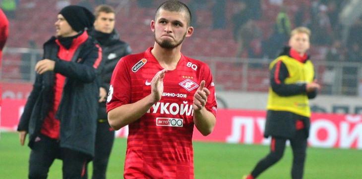Руският елитен Ростов обмисля връщането в състава на полузащитника Аяз