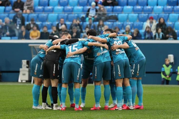 Зенит Санкт Петербург е лидер по приходи сред руските клубове