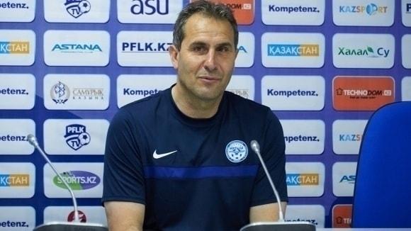 Бившият отбор на българския треньор Димитър Димитров - Херо Иртиш