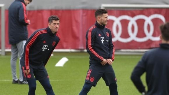 Френският защитник на Байерн (Мюнхен) Люка Ернандес е получил травма