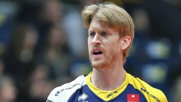 Италианският волейболен гранд Лео Шуус (Модена) се сбогува официално с