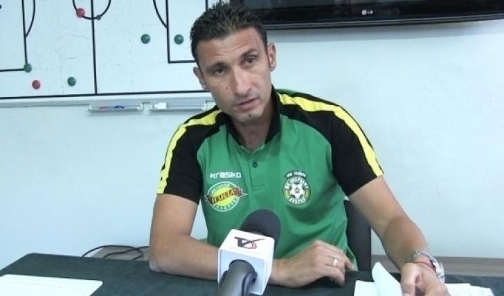 Първата тренировка на футболистите на Добруджа за новия сезон е
