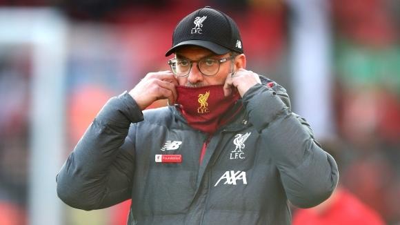 Мениджърът на Ливърпул Юрген Клоп заяви, че събирането на отбора