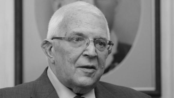 На 80-годишна възраст почина Ценов Ценов, президент на Европейската федерация
