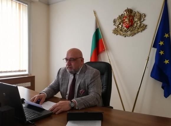 Министърът на младежта и спорта Красен Кралев изпрати съболезнователен адрес