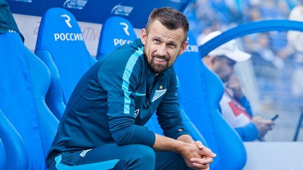 Старши треньорът на Зенит (Санкт Петербург) Сергей Семак продължи договора