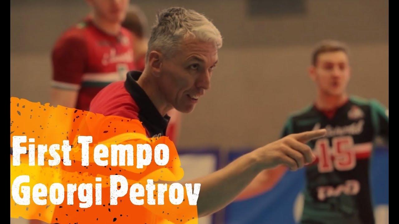 Специалистът Георги Петров, извел три пъти младежите до 21 години
