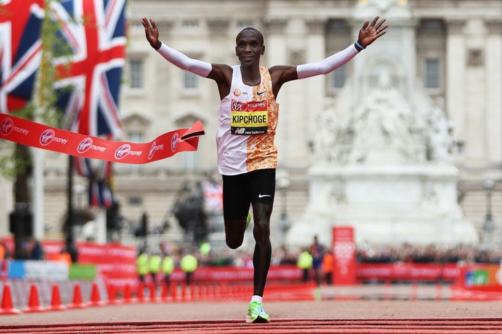 Лондонският маратон Virgin Money 2020, който беше отложен заради пандемията