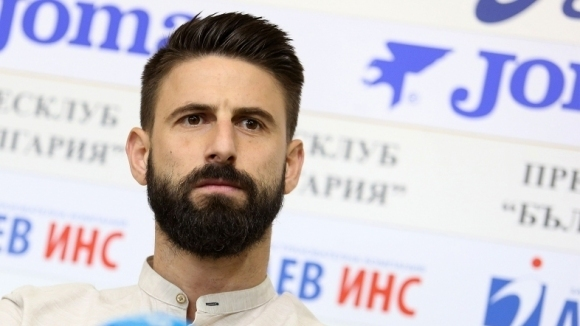 Капитанът на Локомотив (Пловдив) Димитър Илиев коментира рестарта на първенството
