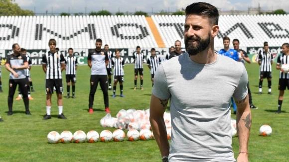 112 топки подари играч №1 на България за 2019 година