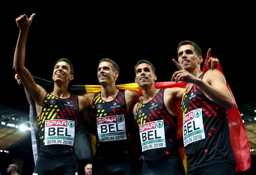 Братята Борле са сред водещите европейски атлети на 400 метра