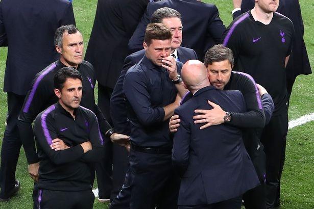 Бившият мениджър на Тотнъм Маурисио Почетино признава, че е време