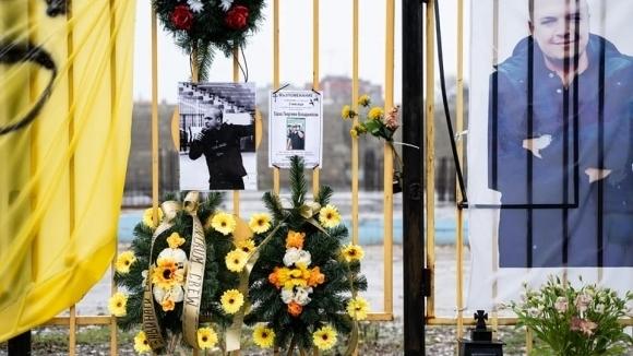 Община Солун ще издигне монумент в памет на привърженика на