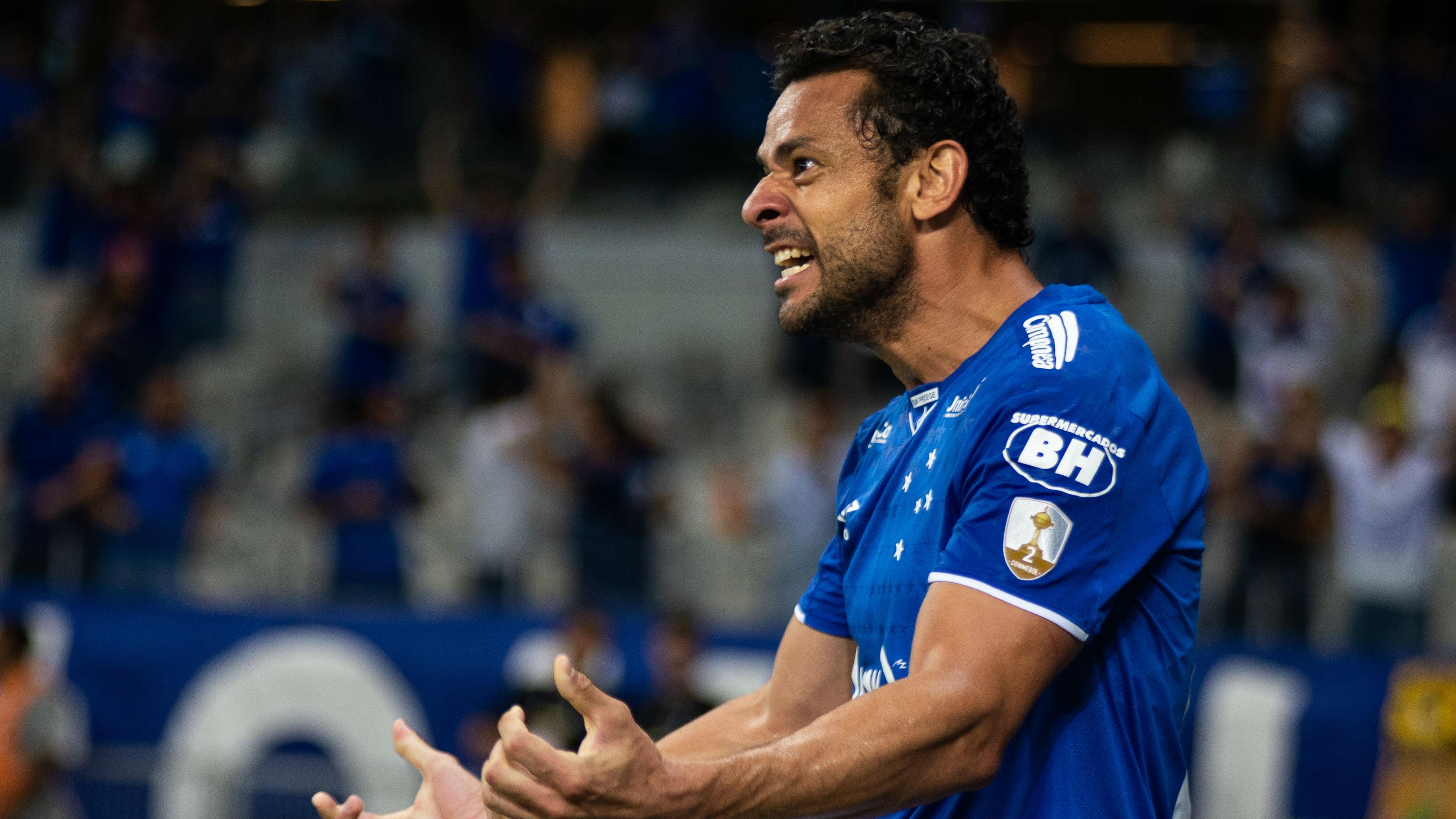Бившият бразилски национал Фред обяви, че напуска настоящия си клуб