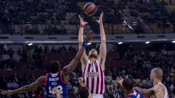 Шампионът в Евролигата по баскетбол за 2019 година ЦСКА Москва