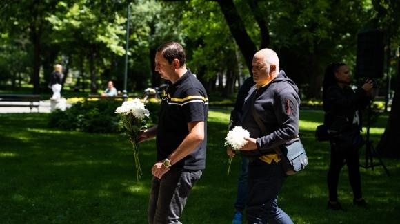 Ботев (Пловдив) почете 144-ата годишнина от героичната смърт на своя