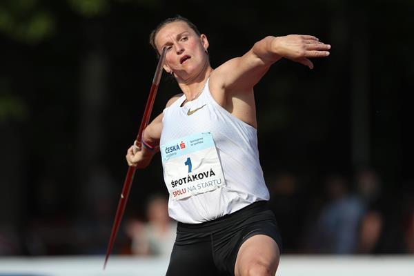 В Чехия вече започнаха да се провеждат атлетически състезания. Барбора