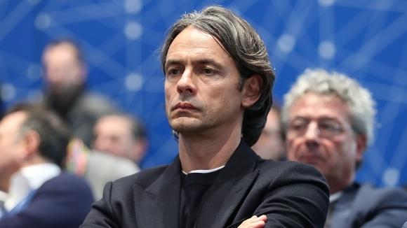 Треньорът на Боневенто Филипо Индзаги заяви, че се е прицелил