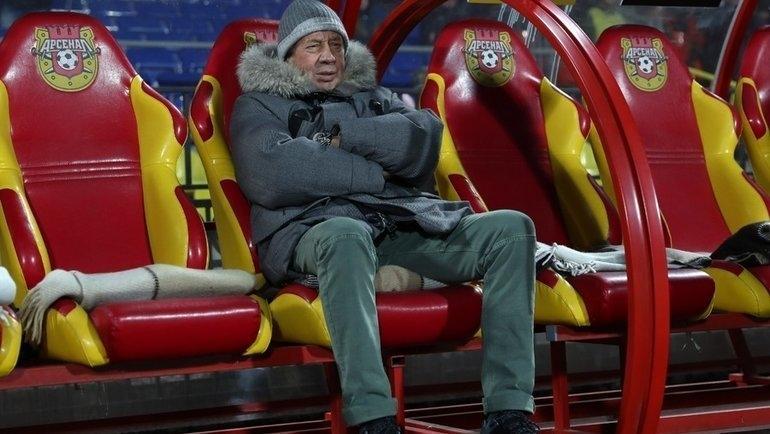 Бившият старши треньор на Локомотив (Москва) Юрий Сьомин съвсем не