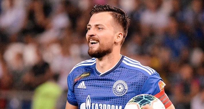 Нападателят на Оренбург Джордже Деспотович напусна клуба. 28-годишният сърбин не