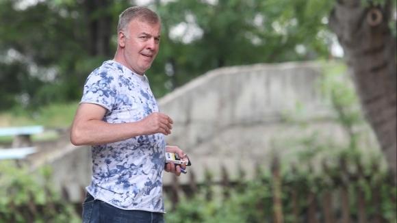 Легендарният нападател на Левски Михаил Вълчев е останал доволен от