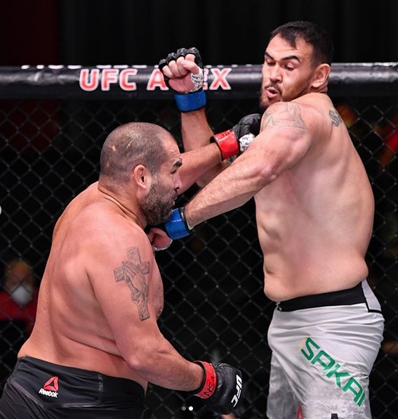 """Събитието """"UFC on ESPN 9"""" беляза завръщането на организацията в"""
