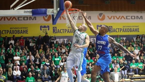 Нито един клуб от Националната баскетболна лига на България не