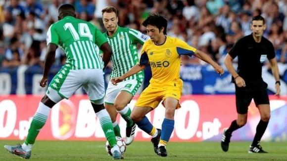 Полузащитникът на Порто Шоя Накаджима отказа да поднови тренировки, съобщава