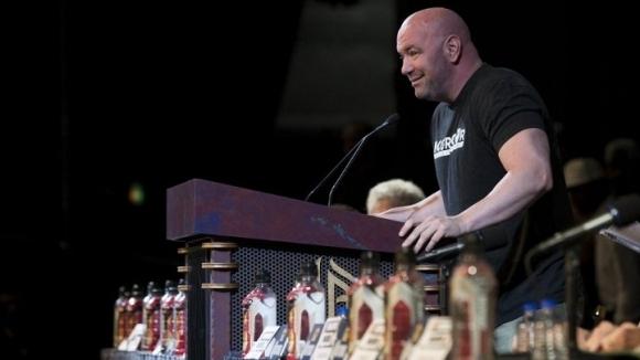 Президентът на UFC Дейна Уайт даде да се разбере, че