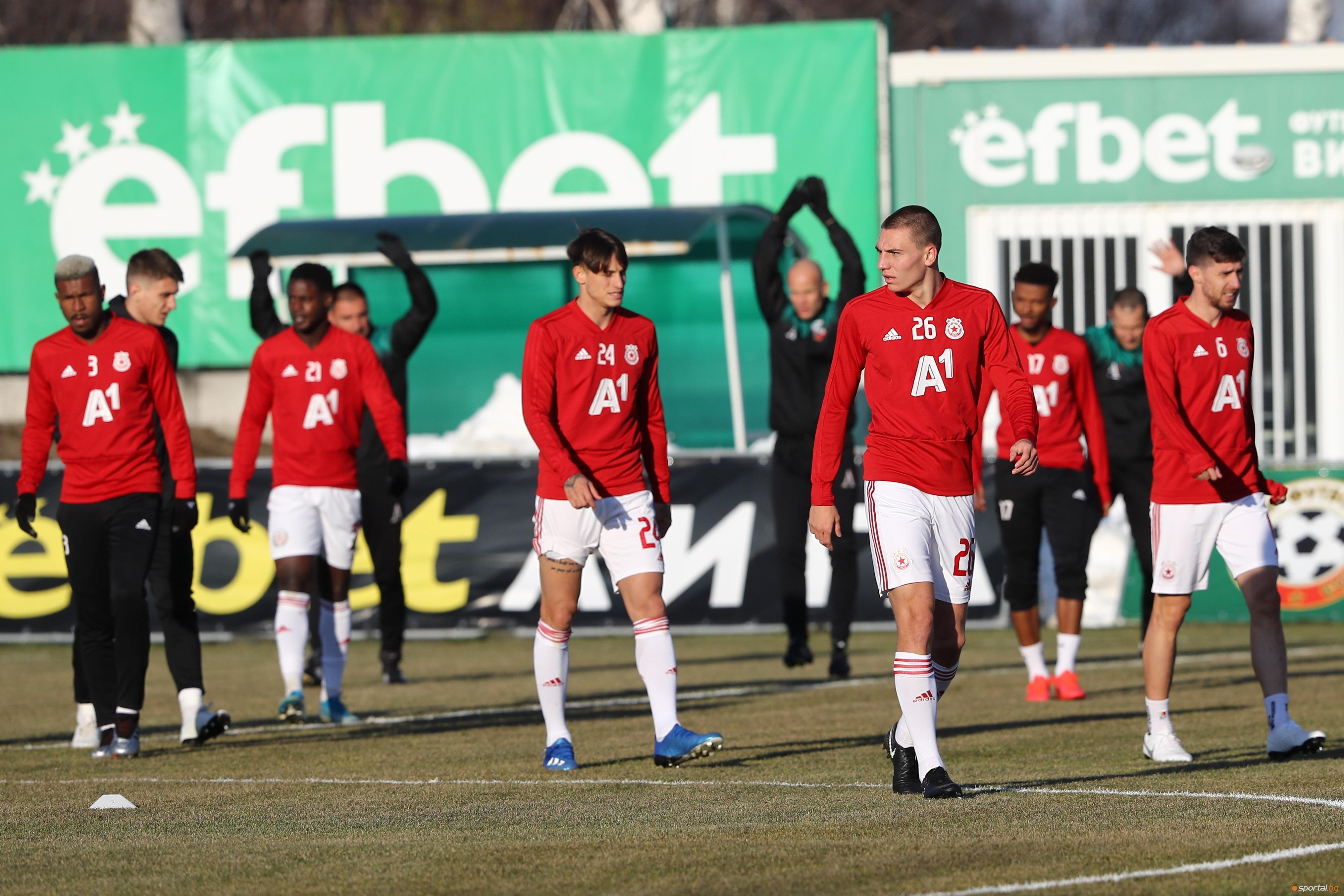 Спортно-техническото ръководство на ЦСКА-София вече работи по подготовката за новия
