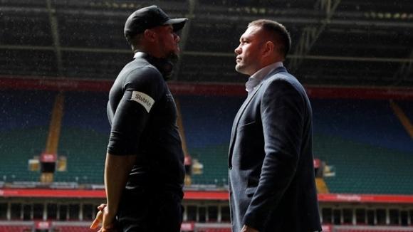 Боксовата сага между Кубрат Пулев и Антъни Джошуа има три