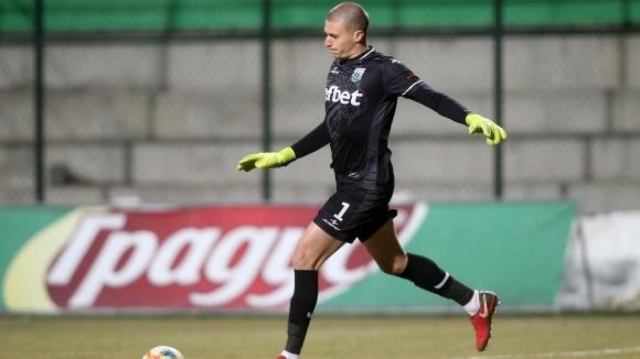 Вратарят Християн Василев вече не е футболист на Витоша (Бистрица),