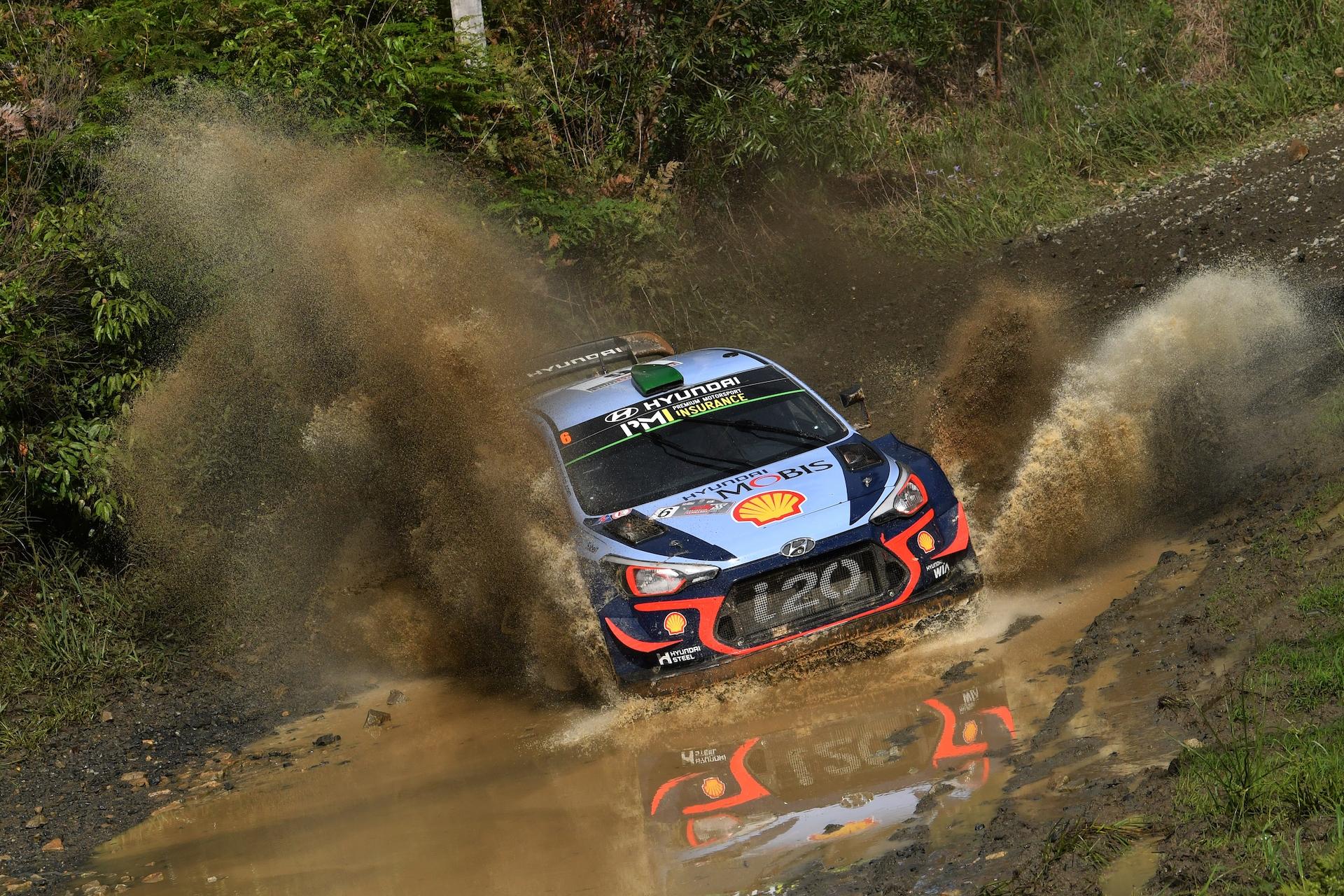 Рали на Нова Зеландия, кръг от Световния рали шампионат WRC,