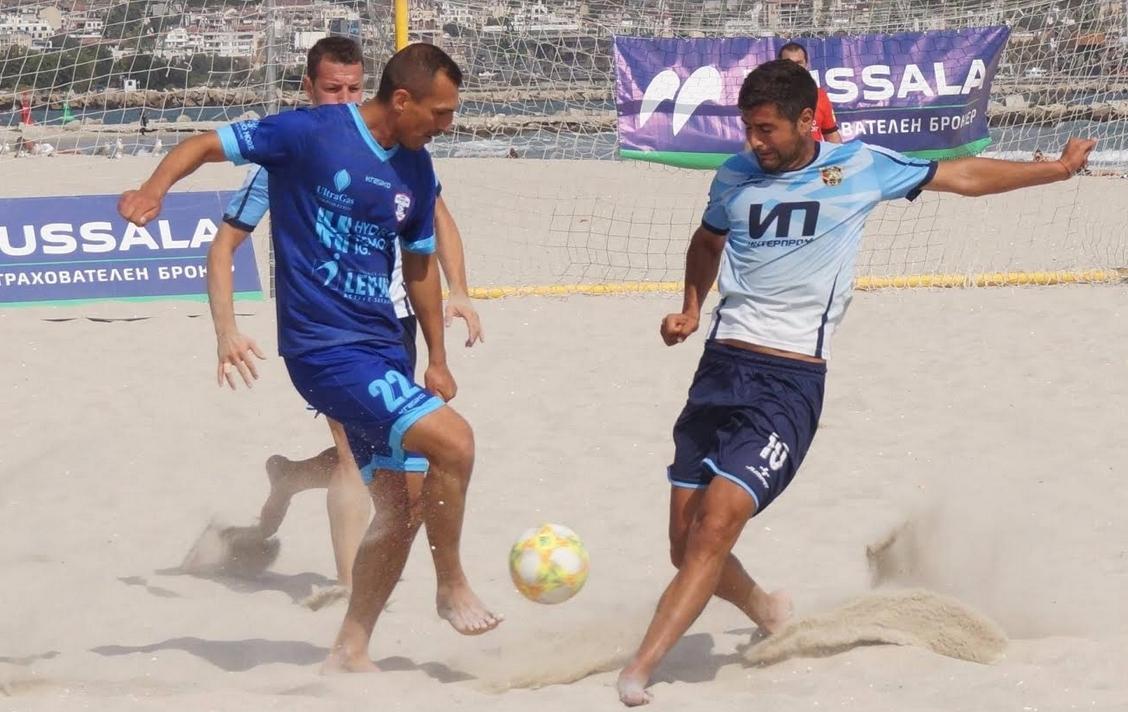 Комисията по плажен футбол към БФС се събира в някой