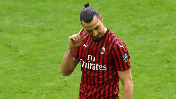Няма усложнения с контузията на Златан Ибрахимович, съобщиха от Милан.