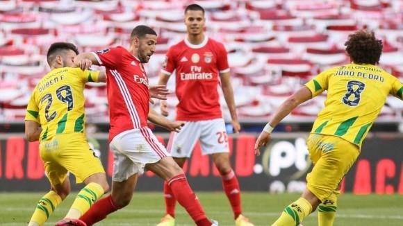 Португалските грандове Бенфика и Спортинг не започнаха по най-добрия начин
