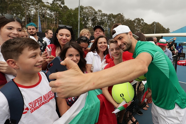 Български фенове на тениса и Григор Димитров готвят щурм на