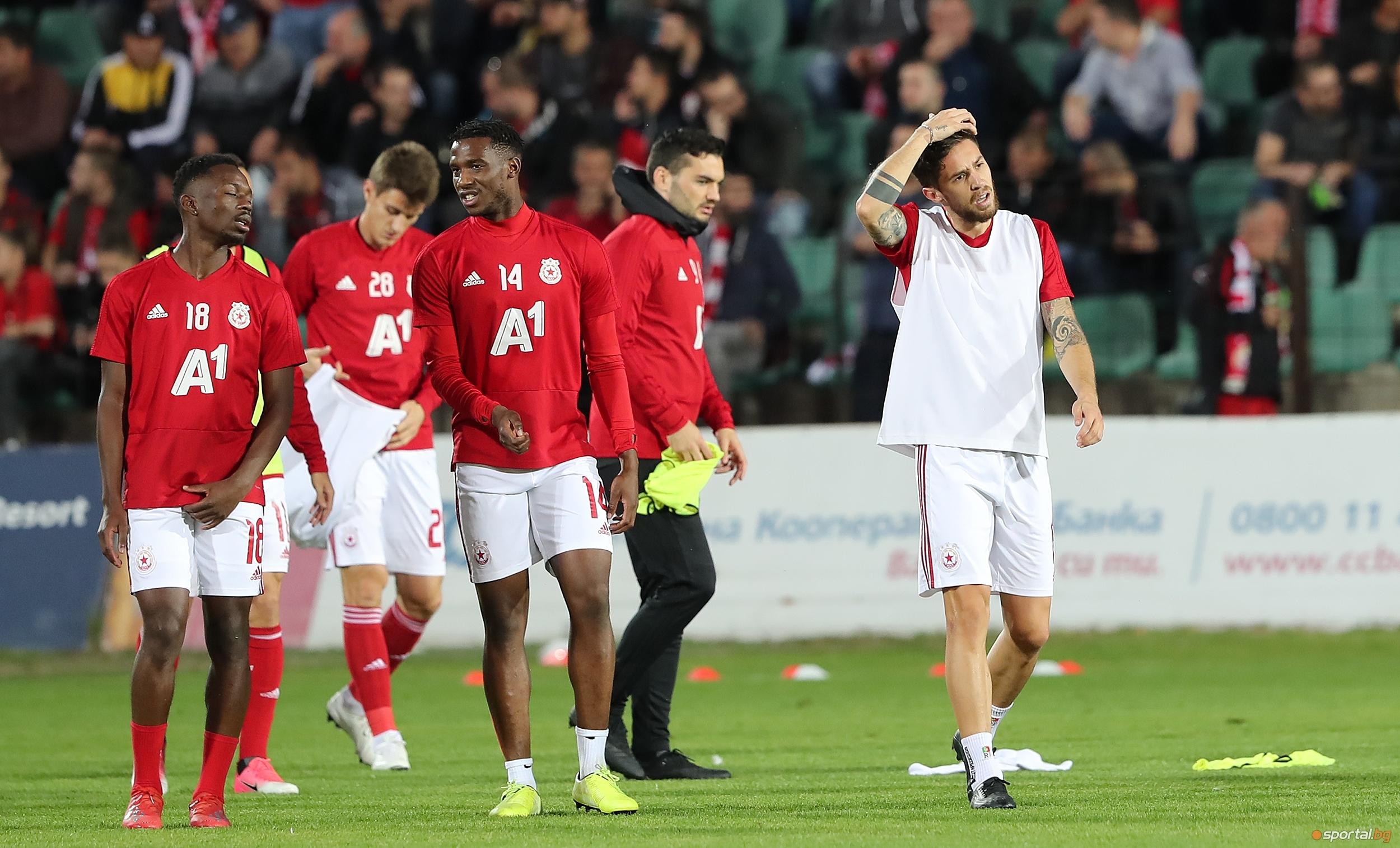 ЦСКА няма да привлича играчи от българския пазар.