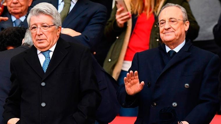 Испанските грандове Реал Мадрид и Атлетико Мадрид обединиха усилия, за