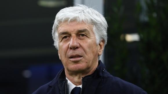 Старши треньорът на Аталанта Джан Пиеро Гасперини реши да разясни