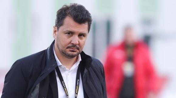 Наставникът на ЦСКА-София Милош Крушчич не е сигурен дали неговият