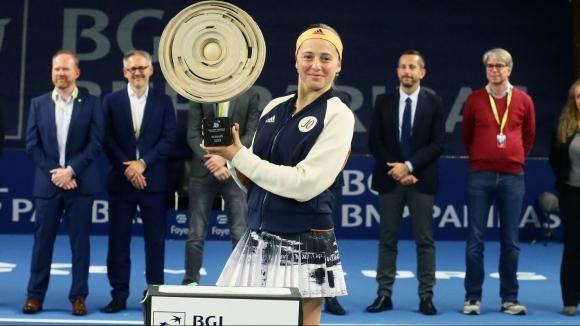 Провеждането на женския тенис турнир в Люксембург, който бе насрочен