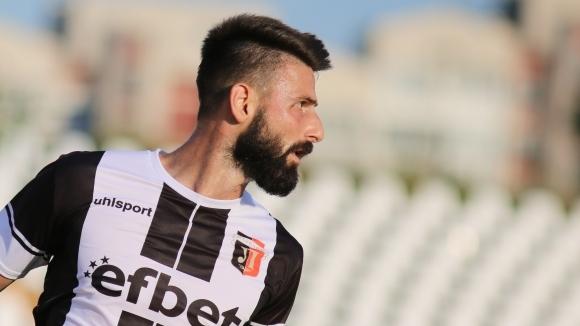 Футболист №1 на България за 2019 година - Димитър Илиев