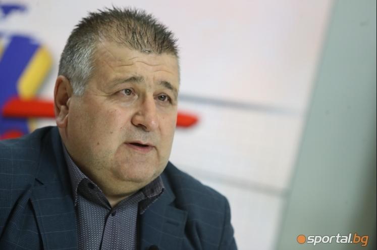 Представители на българските волейболни клубове обсъдиха как да изглежда Суперлигата
