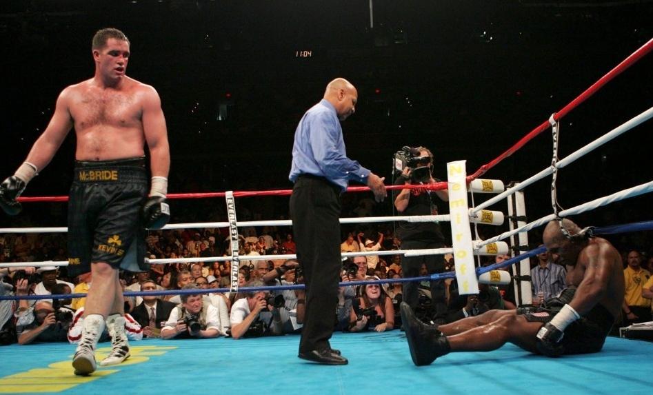 Майк Тайсън е величие в бокса, а неговото завръщане на