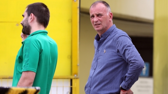 Наставникът на Ботев (Враца) Антони Здравков похвали футболистите си за