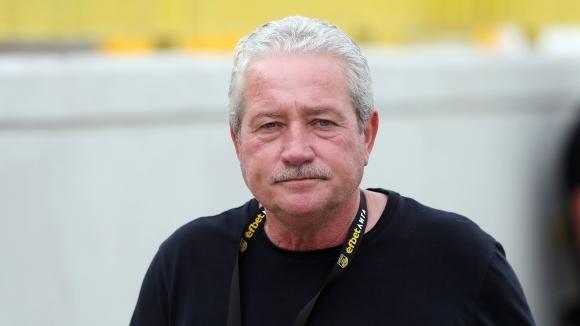 Старши треньорът на Ботев (Пловдив) Ферарио Спасов коментира загубата на