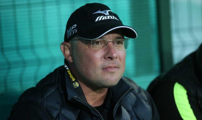 Старши треньорът на Витоша (Бистрица) Асен Букарев остана доволен от