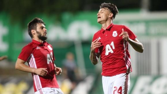 Халфът на ЦСКА-София Стефано Белтраме похвали формата на своите колеги
